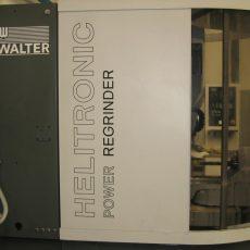 Affilatrici CNC Walter Power